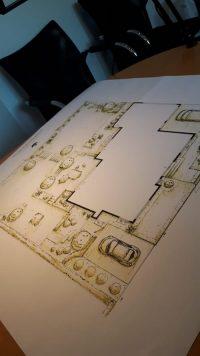 Schon jetzt laufen Detailplanungen für die nächsten Gartenanlagen Herbst/ Frühjahr