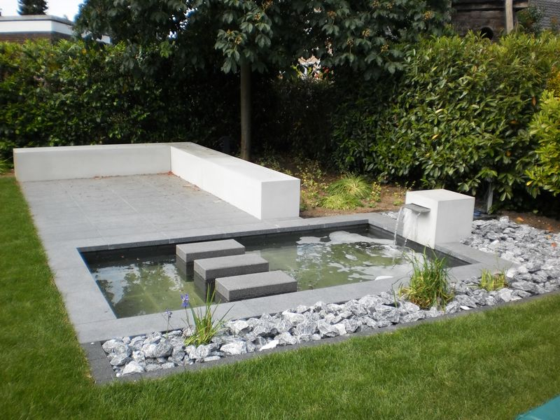 Teich- & Wasserspielbau | Gartengestaltung Christian ...